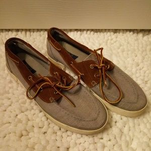 Polo Ralph Lauren Rylander Boat Shoes - 10D